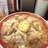 広州市場 - 料理写真:粗びきわんたんめん
