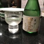 廻る富山湾 すし玉 - 加賀鳶純米