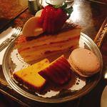 97810053 - 苺のショートケーキ