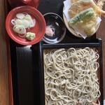 藪北蕎麦 守田屋 - 料理写真:上天もり