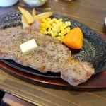 97810189 - サーロインステーキランチ(200g) ¥2,350