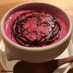 origo - ビーツのポタージュスープ