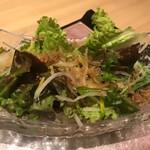 香家 - サラダ