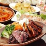和個室×肉バル MIYABI - 料理写真: