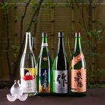 リヴァージュ - ドリンク写真:日本酒フェア
