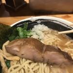 麺場 浜虎 - 鶏叉焼