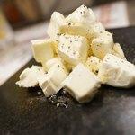 大衆天ぷらtoかすそば風土.はなれ - クリームチーズだけ