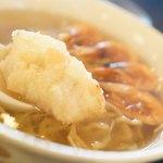 海鮮食彩 二島物語 - えびたこ餃子