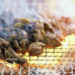 咲鶏や - 料理写真:名物あぶり焼き!!