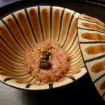 日本料理 幸庵 - お祝いのお赤飯