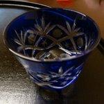 日本料理 幸庵 - 日本酒又は梅酒