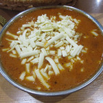 チャウ チャウ - キーマチーズカレー+激辛