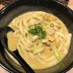 天ぷら おばんざい酒場 カレーうどん渡邊 - カレーうどん・辛口