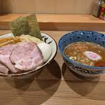 麺屋 えびすこ - 料理写真:特製海老つけ麺~☆