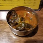 SPICY CURRY 魯珈 - 麻辣湯咖喱スープ