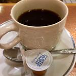 神田 白十字 - ホットコーヒー