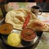 スパイシーインディア - 料理写真:...ディナー「ディナーセット(1260円)」、サラダ無し、ナンご飯お替り自由。。