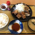 金から亭 - 料理写真:最強定食