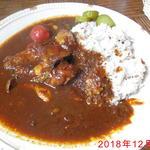 カフェ ピグリッチ - 料理写真:五穀米カレー