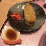 ビフテキ重・肉飯 ロマン亭 - 大坂肉いなり
