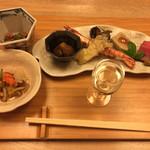 銀山温泉 旅館 藤屋 - 料理写真: