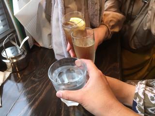 バール・モトーレ 片原町店 - 乾杯♪