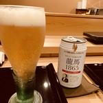 鮨 なが井 - ドリンク写真: