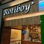 97847127 - 1810_Rotiboy Bandara Soekarno Hatta Terminal 2(CGK terminal2)_看板