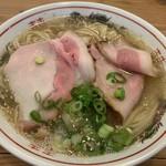 らぁめん こばやし - ラーメン〜( ´∀.`)ψ¥750円.。.:*☆