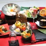 笑彩酒房 まっちゃん - 豪華なコース料理