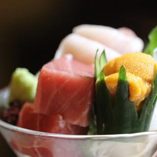 ◆素材にこだわり抜いた極上の料理◆