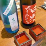 魚屋 うきうきらんらん 三鷹 - 日本酒は全て¥500均一!
