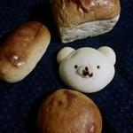 穂の香 - 料理写真:おやつに丁度のおおきさ!