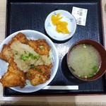 茨城もりの市場食堂 - 料理写真: