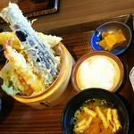 天ぷら海鮮と釜飯 縁福 - 料理写真: