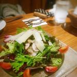 裏路地レストラン レクエルド - イタリアンサラダ