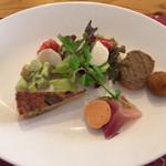 サレルーナ - 料理写真:前菜の盛り合わせ