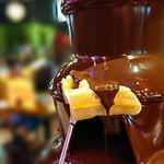 スコール - チョコファウンテン