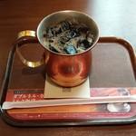上島珈琲店 - ネルドリップアイスコーヒー(L)