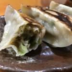 爆じゅう餃子 餃点 - 料理写真:瀑じゅう餃子