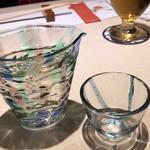 和膳と酒肴 廚 - 日本酒(飛露喜)