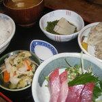 酒庵 きん助 - 日替わり定食 890円