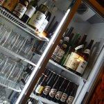串甚 - 日本酒は冷えている