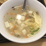 餃子市場 - 中華スープ