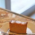 焼菓子工務店 - 英国風檸檬ケーキをいただきました