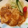 たちばな - 料理写真:生姜焼き定食
