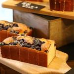 焼菓子工務店 - ブルーベリーケーキ