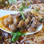 福来麺菜館 - お肉❺❻❺❻