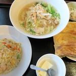 福来麺菜館 - <参考>炒飯セット