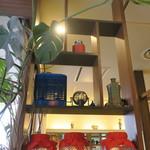 福来麺菜館 - 店内の様子